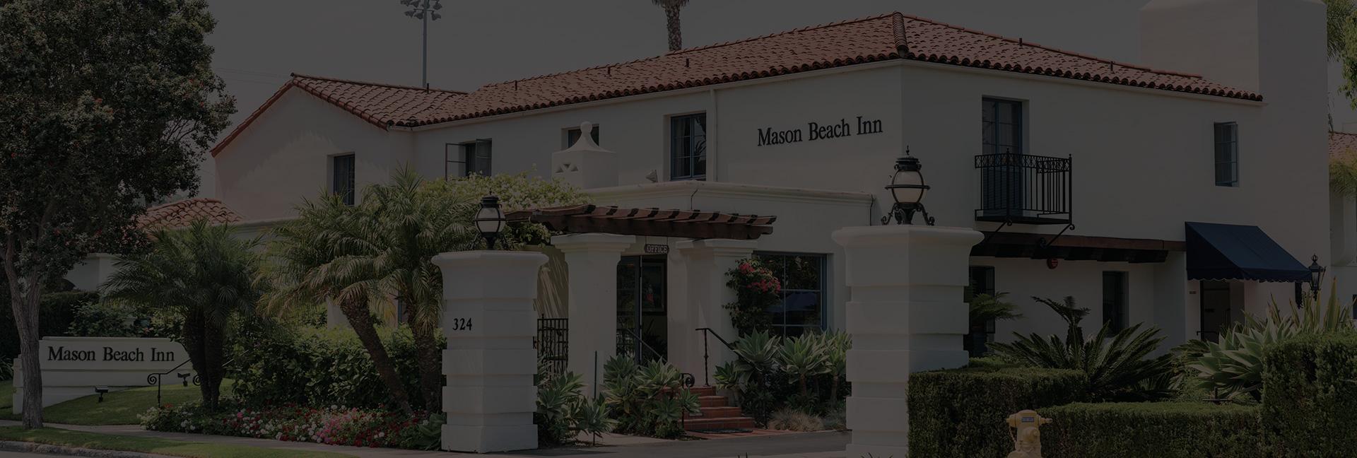 Mason Beach Inn exterior